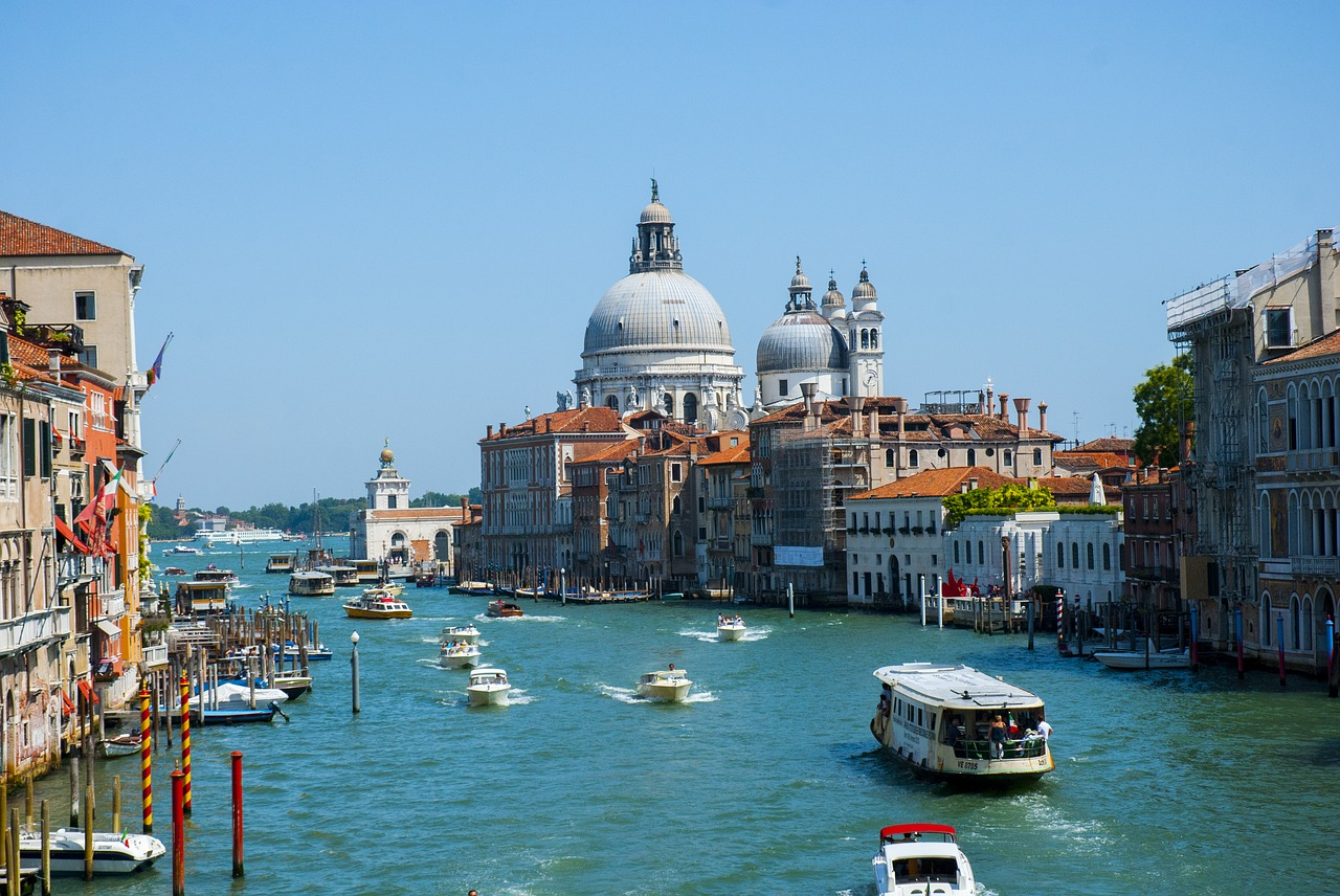Top 10 things to see in Venice