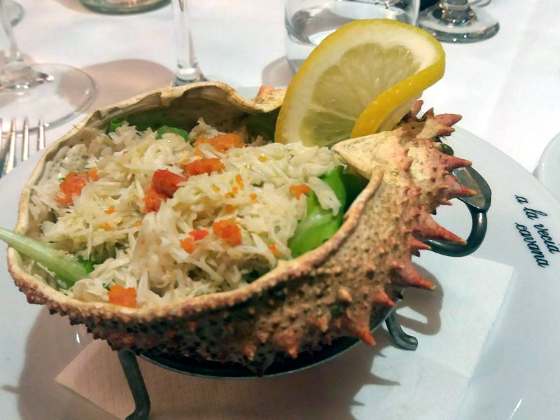 where to eat in venice like a local - a la vecia cavana