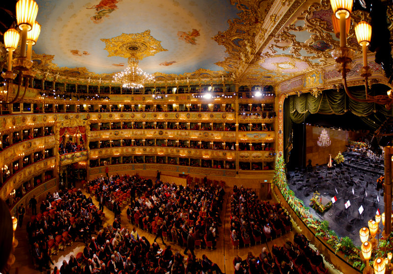 Teatro La Fenice Venice