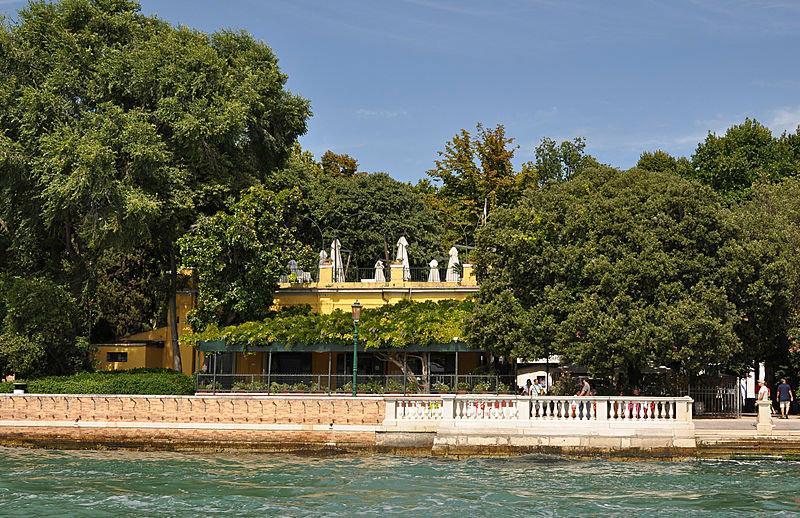 Venice Gardens -  Giardini napoleonici Biennale