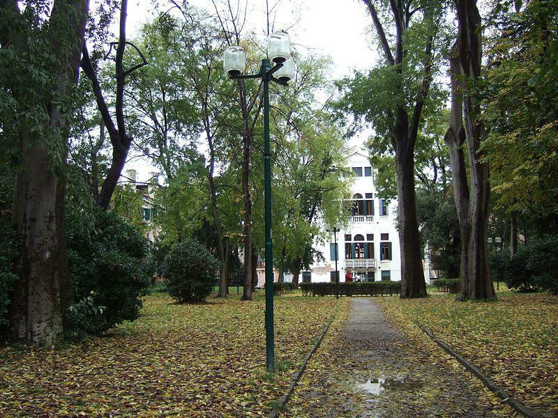 Venice Gardens - Ca' Savorgnan