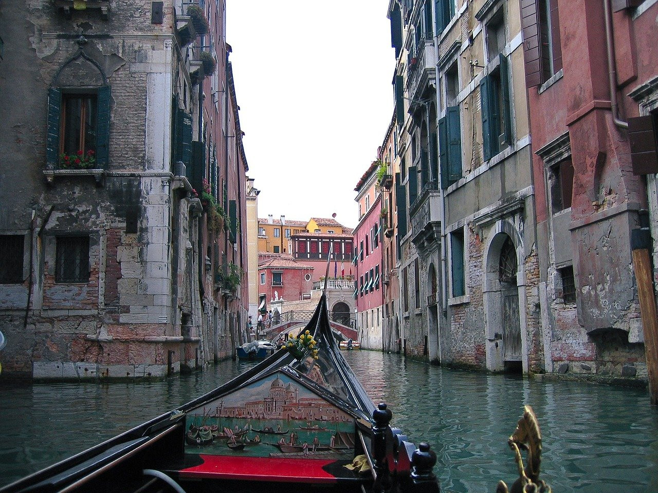 All you need to know about a gondola ride in Venice