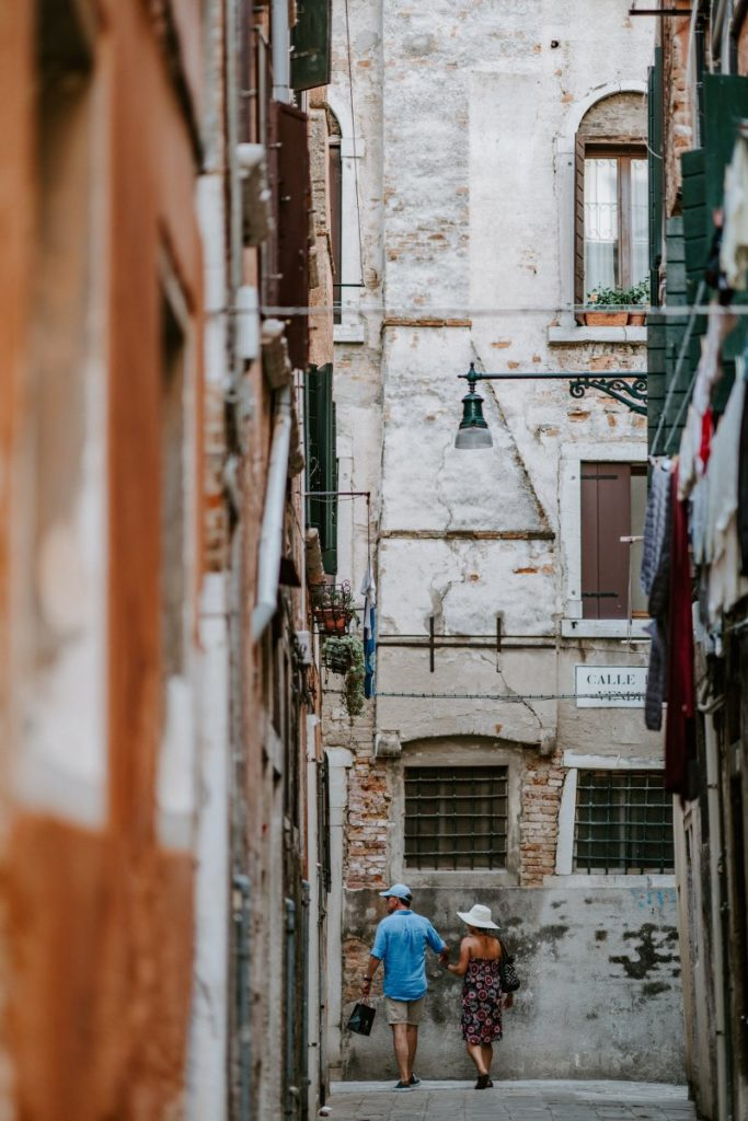Getting lost: romantic things to do in Venice
