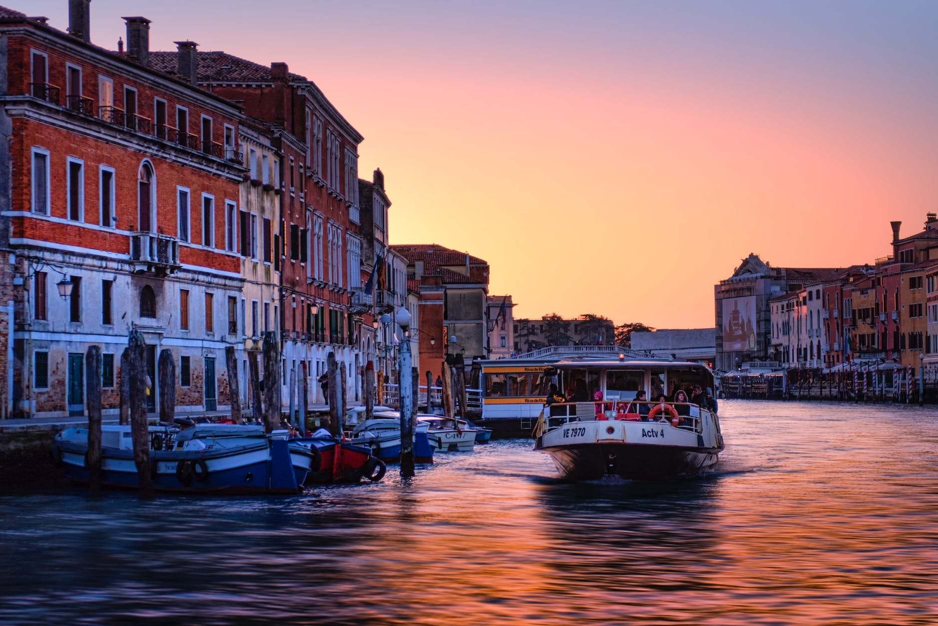 Romantic things to do in venice