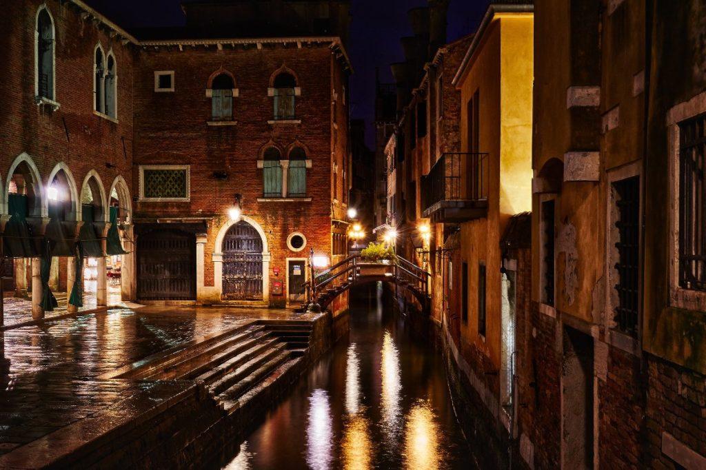Night Tour Venice